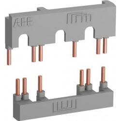 Union entre contactores para funciones reversibles BER16-4