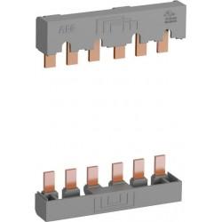 Union entre contactores para funciones reversibles BER65-4