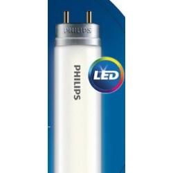 FOCO Ledtube 10 W 120-277V T8 G13 5000 K Compatible Balastro Encendido Instantaneo 4 pies