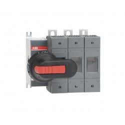 Seccionador Portafusible 125A, 690V para Fusible Europeo tamaño 000, 0 tipo DIN43620