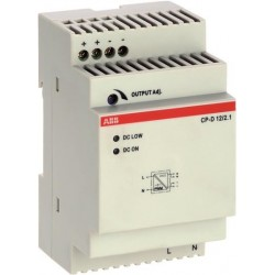 Fuente de alimentación Tipo Modular CP-D 110-220 Vca / 24 Vcd 2.5 A 60 W