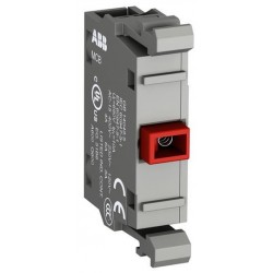 Contacto Auxiliar 1NC simple para 22mm MCB-01
