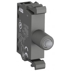 LED integrado Blanco 110-130V ac para boton 22mm MLBL-04W