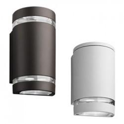 Luminaria para Muro Decorativa 14W 120-277V 4000K Bronce