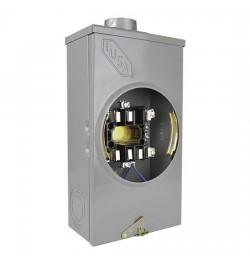 Base para medicion cuadrada 7T 100A 600V