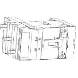 INTERRUPTOR TERMOMAGNETIC 3P 150A 600VAC Tipo Entelleon SEDA Enchufable 18 kAIC