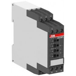 Detector Falla de Fase Redes Trifasicas 200-500VAC,CM-MPS.31S, secuencia fases, sobre-voltaje, bajo-voltaje, 2c/o, 0.1