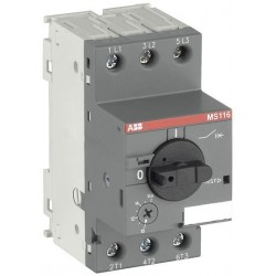 Guardamotor 01.6 Amp MS116-1.6 Manual Motor Starter