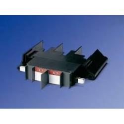 Herraje Monofasico para 2 interruptores XT1B Fase L2 para Tablero Panelboard