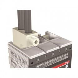 Zapatas para interruptor T6 FC CuAl para 3 cables 3 x 70...185 mm2 (3/0...350 kcmil) hasta 800A