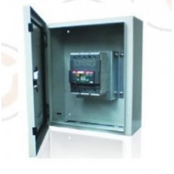 Gabinete SRN4315K + Tmax XT1N 125A 3P 480V con Terminales p/cable (1x70 mm2).