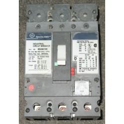Interruptor Termomagnetico 3P 100A 480Vac Tipo Seha 25 Kaic