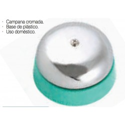 TIMBRE CAMPANA INDUSTRIAL 8""