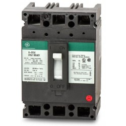 Interruptor Termomagnetico 3P 15A 480Vac Thed 25 Kaic