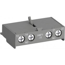 Contacto Auxiliar Frontal para guardamotor HKF1-11