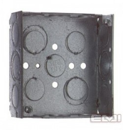 "Caja 4X4 Ko 1/2"" - 3/4"" Americana"