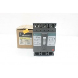 Interruptor Termomagnetico 3P 30A 480Vac Tipo Ted