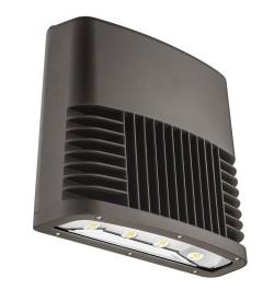 LUMINARIA TIPO WALL PACK LED 90W 5000K 120/277V