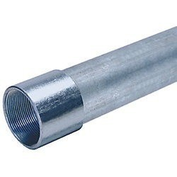 "TUBO PARED GRUESA 3/4"" (21mm) CON COPLE"