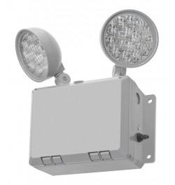 luminaria de emergencia para exterior de LED