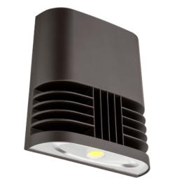 LUMINARIA TIPO WALL PACK LED 40W 5000K 120/277 V