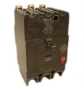 INTERRUPTOR TERMOMAGNETIC 3P 15A 480VAC Tipo TEY Atornillable