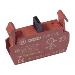 CONTACTO 1 NC PARA BOTONERIA 22mm P9