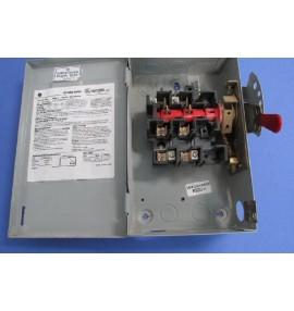 Interruptor de seguridad 2P 60A Fusible N1