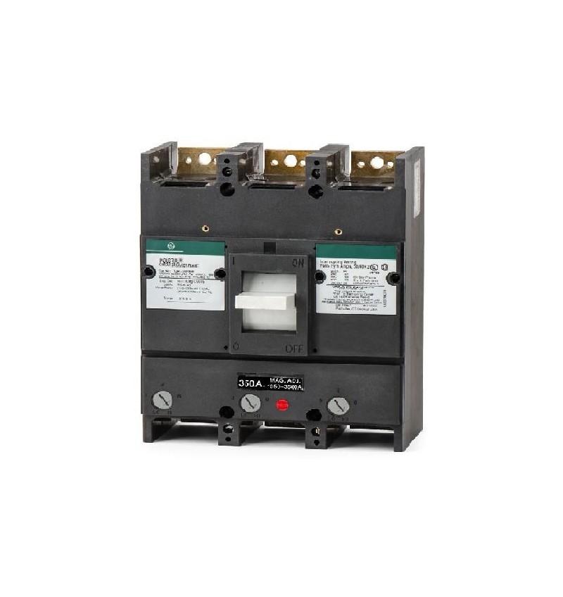 INTERRUPTOR TERMOMAGNETIC 3P 400A 480VAC Tipo TJK