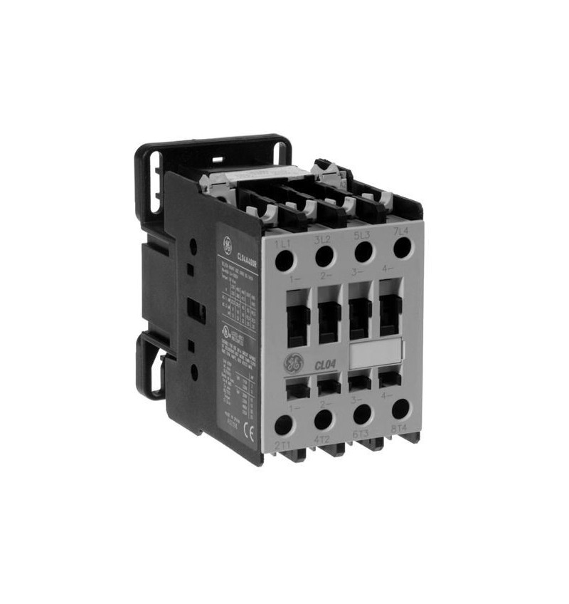 CONTACTOR 40A 10HP 220V, 25HP 480V, 3F IEC