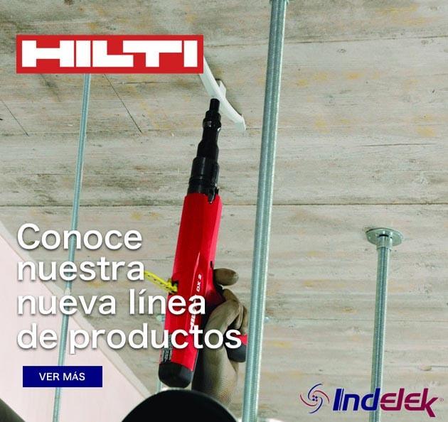 Hilti, conoce nuestra nueva linea de productos