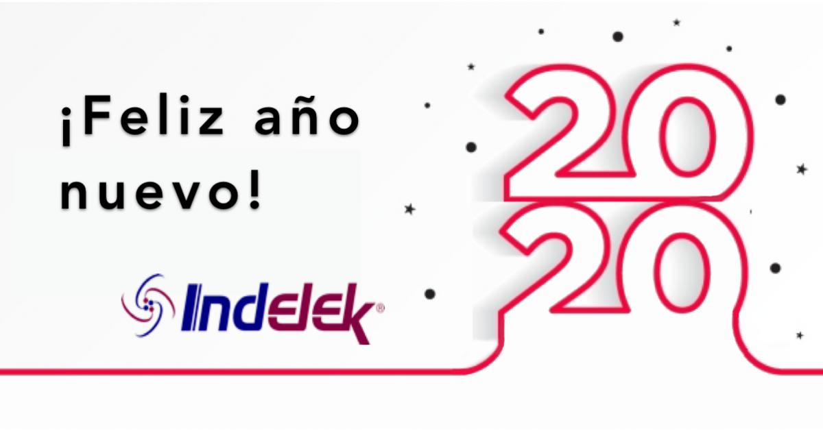 ¡Bienvenido 2020!